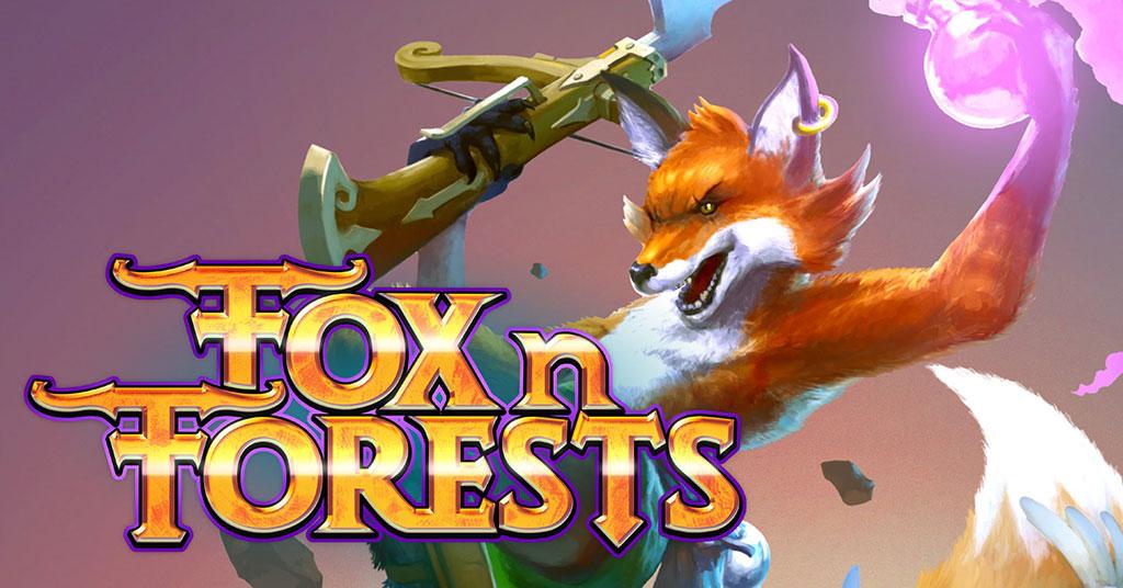 [Switch] Fox n Forests ganha data de lançamento e novo vídeo gameplay