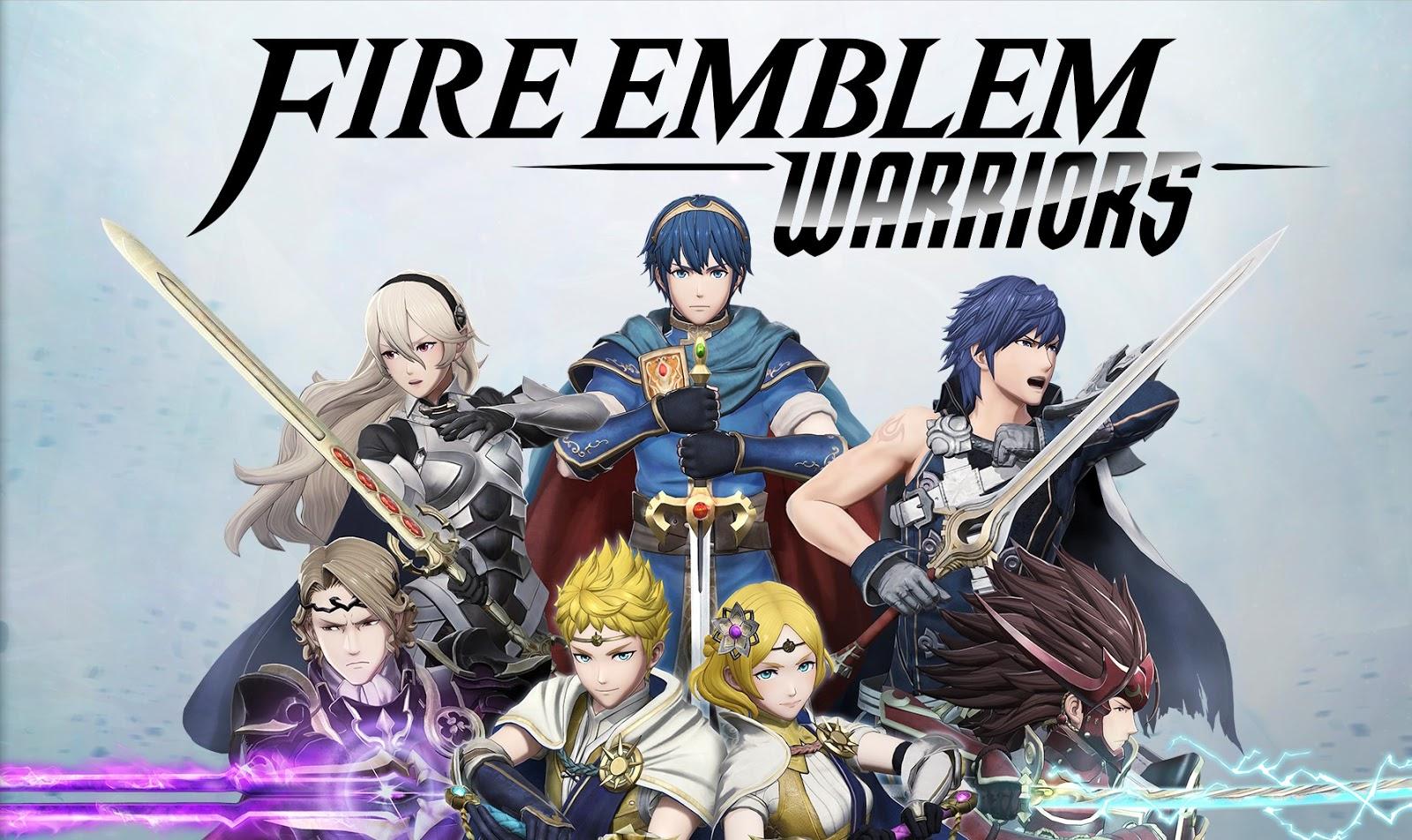 Fire Emblem Warriors já conta com 1 milhão de cópias enviadas no mundo inteiro