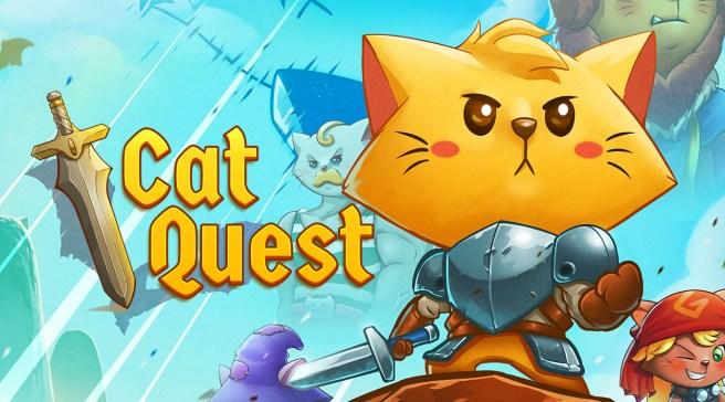 Cat Quest para Switch pode ganhar versão física pela PQube