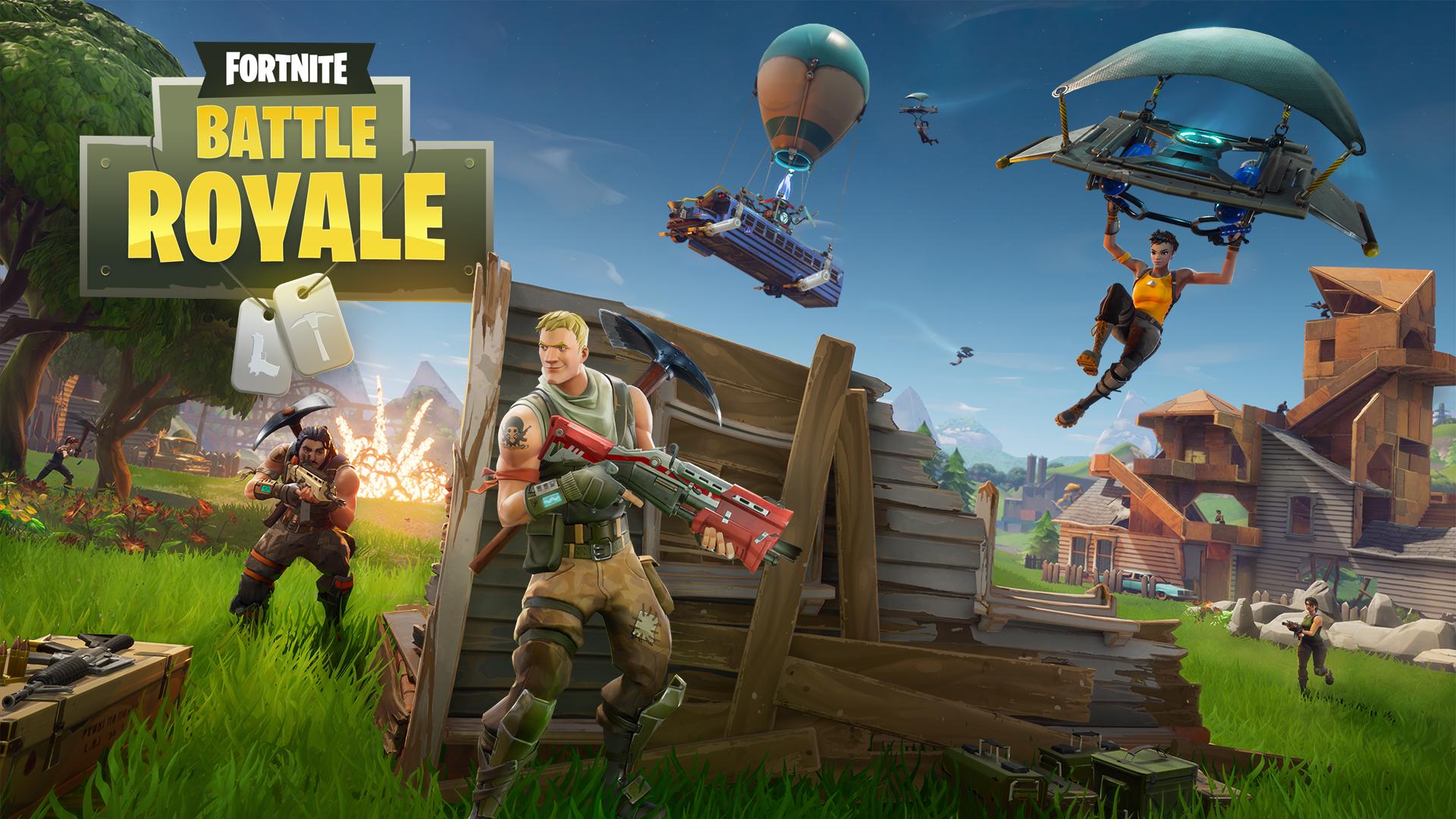 Rumor: Um insider diz que Fortnite Battle Royale será lançado, porém um há controvérsias