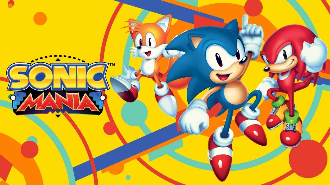 Sonic Mania Ultrapassa 1 milhão de vendas