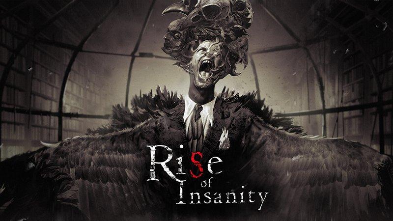 SimFabric anuncia Rise of Insanity para o Nintendo Switch