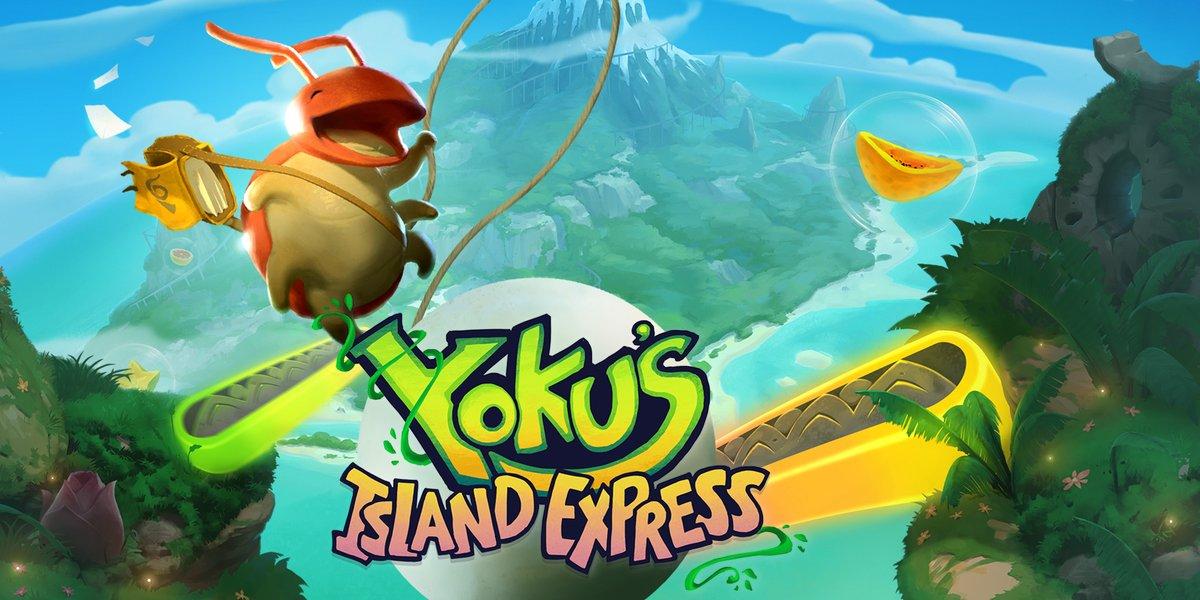 [Switch] Yoku's Island Express ganha data de lançamento