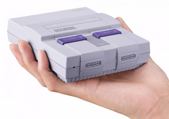 SNES Classic Edition já vendeu 5,28 milhões de unidades no mundo inteiro