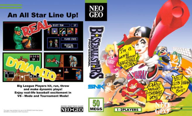 Hamster anuncia novos jogos de NEOGEO para Switch