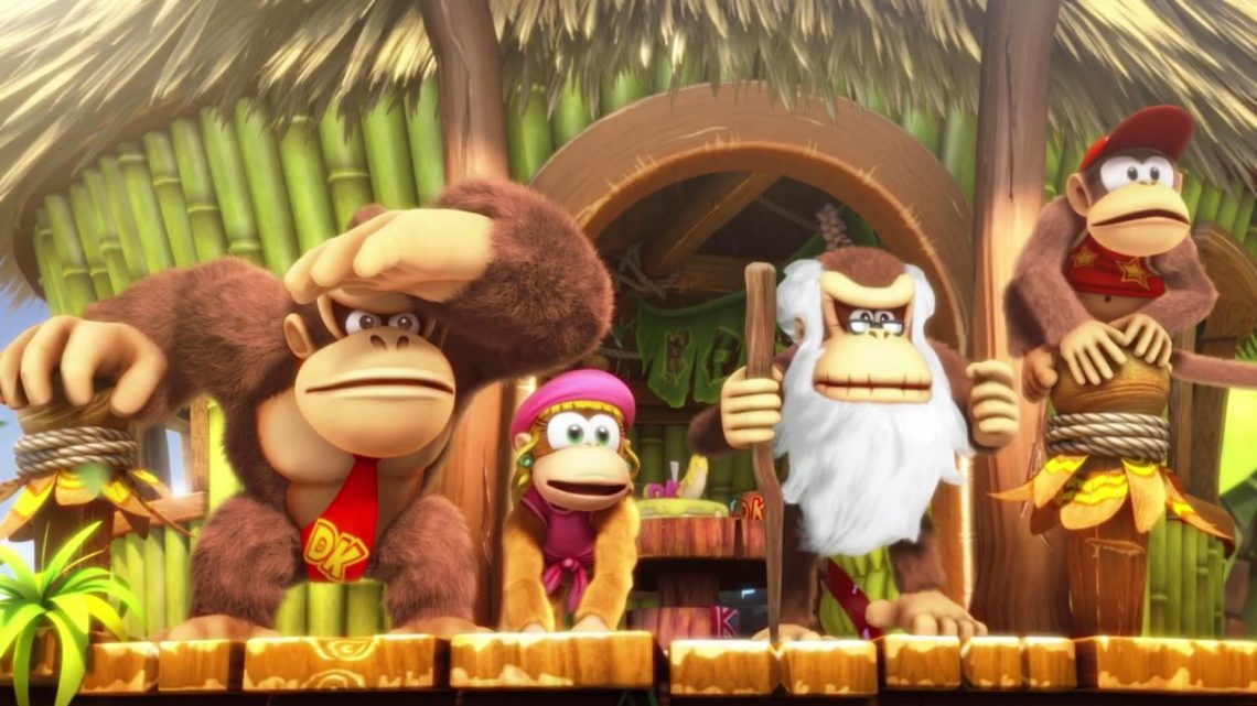 Digital Foundry: Análise técnica de Donkey Kong Country: Tropical Freeze para o Nintendo Switch