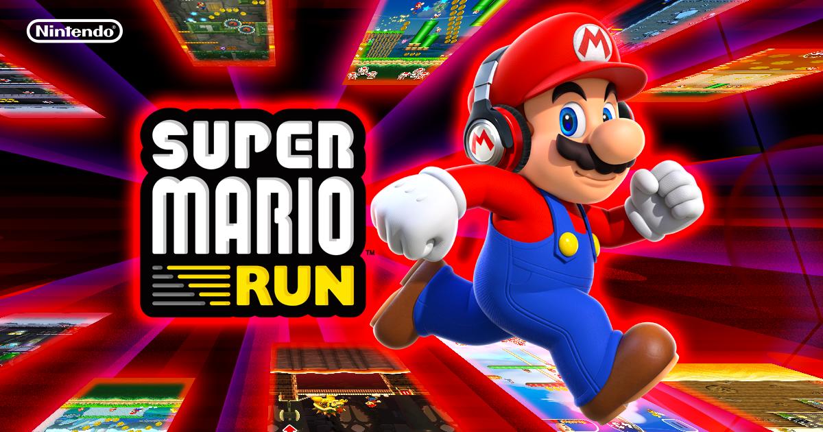 Super Mario Run já conta com aproximadamente 20 milhões de usuários ativos mensalmente;  participação das vendas de Fire Emblem Heroes no exterior crescendo continuamente