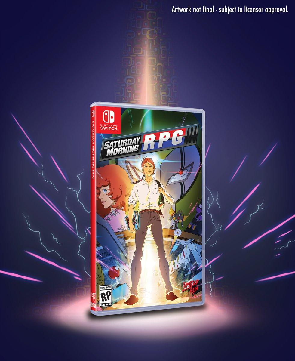 Saturday Morning RPG pode ganhar sequência caso venda bem no Nintendo Switch; jogo ganha data de lançamento na América do Norte e Europa