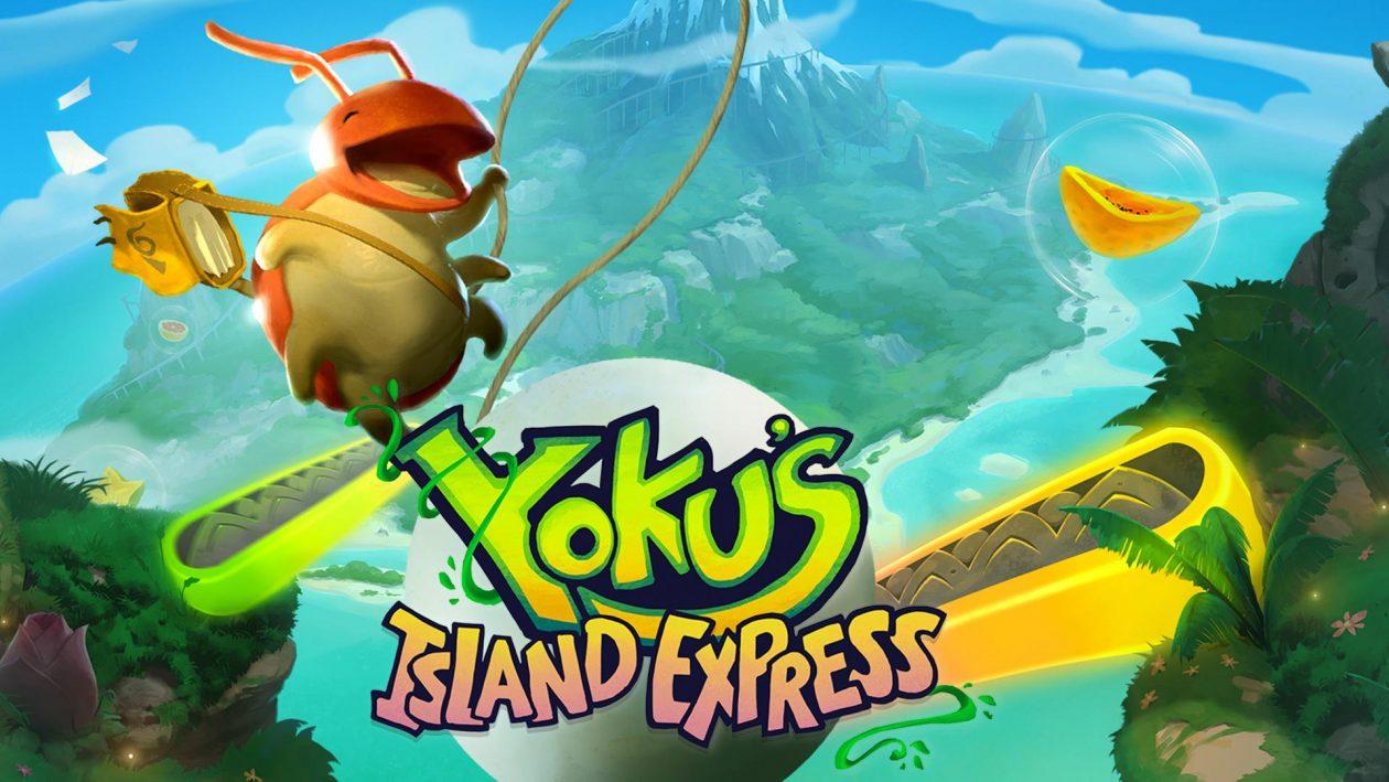 Versão física de Yoku's Island Express ganha data de lançamento