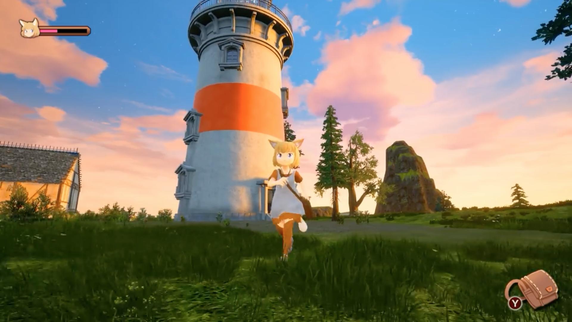 Atelier Mimina anuncia o jogo de aventura 3D Giraffe and Annika para o Nintendo Switch