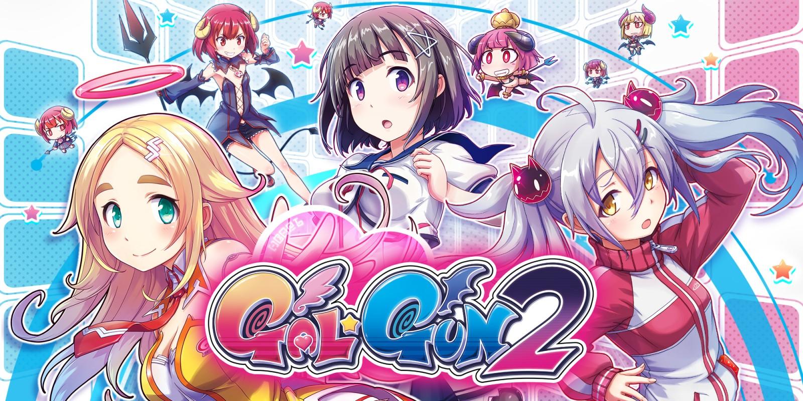 [Switch] Gal☆Gun 2 terá edição física no ocidente pela PQube