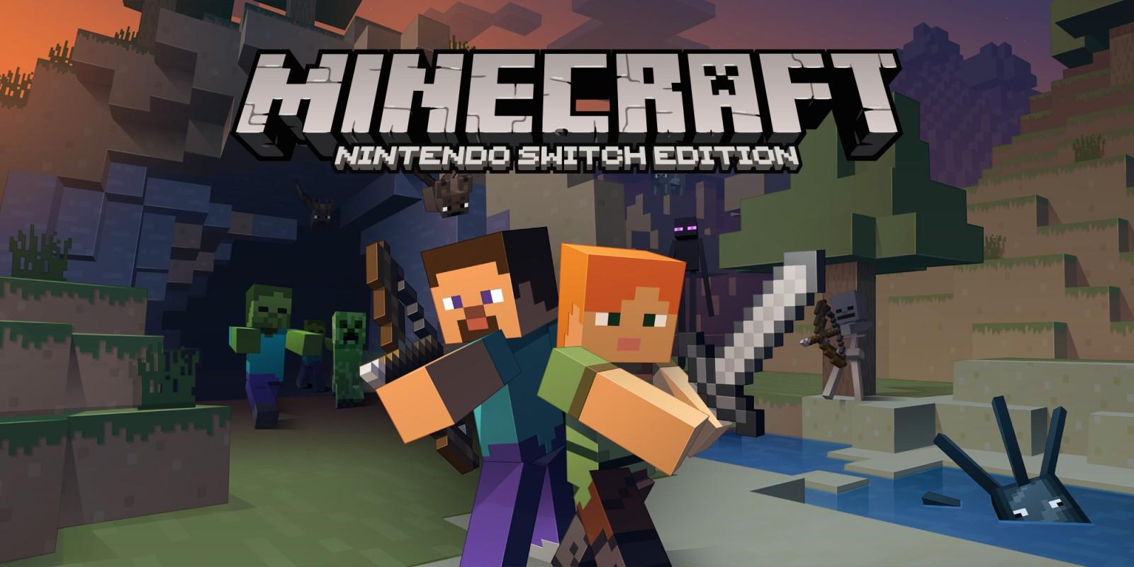 Minecraft: Nintendo Switch Edition ganha versão física no Japão