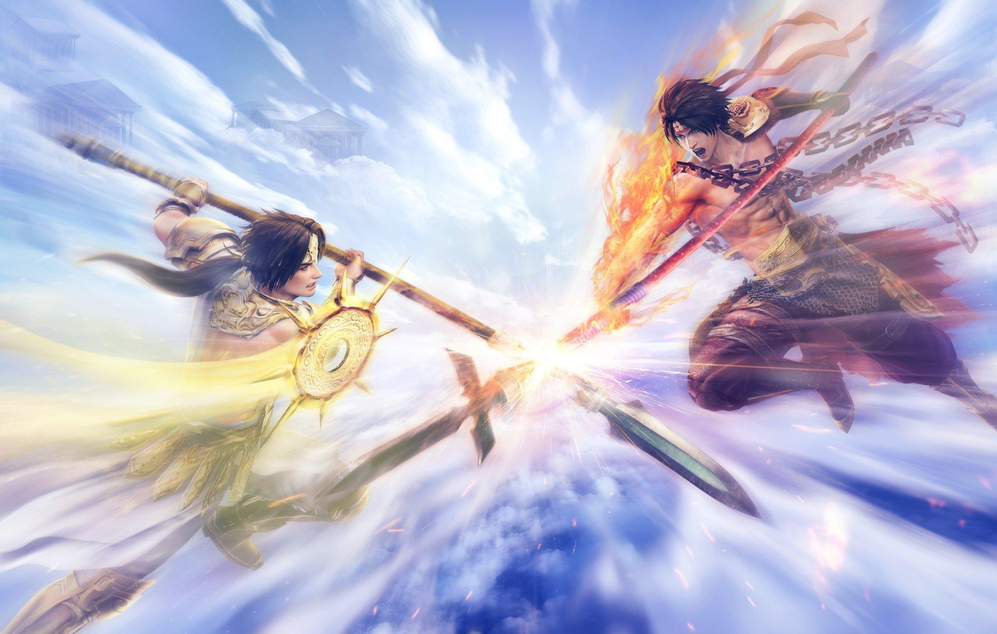 Warriors Orochi 4 chega durante o outono na América do Norte, Europa e Japão