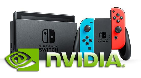 Nvidia dá créditos ao Switch pelo crescimento das receitas no terceiro trimestre de 2018