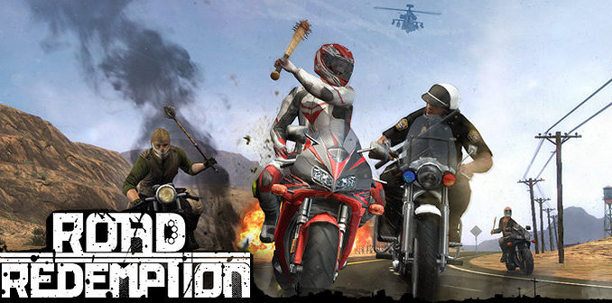 Road Redemption foi confirmado para o Switch