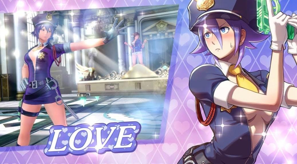 Love Heart é confirmada em SNK Heroines: Tag Team Frenzy; trailer