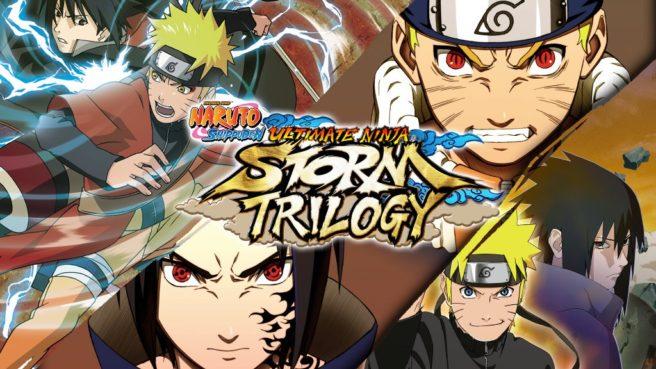 Naruto Shippuden: Ultimate Ninja Storm Trilogy para Switch vende 2x mais que a versão de PS4 no lançamento