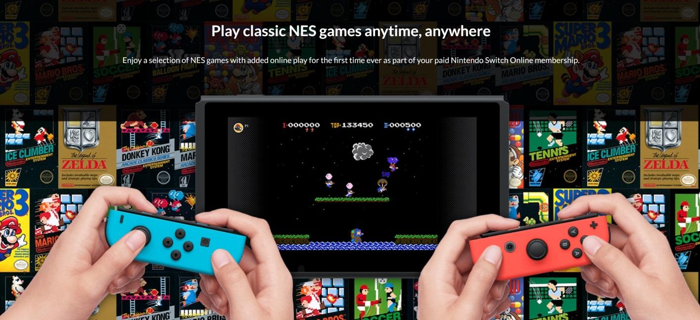 Nintendo Switch Online terá 20 jogos de NES no seu lançamento; Confira alguns jogos revelados da line-up