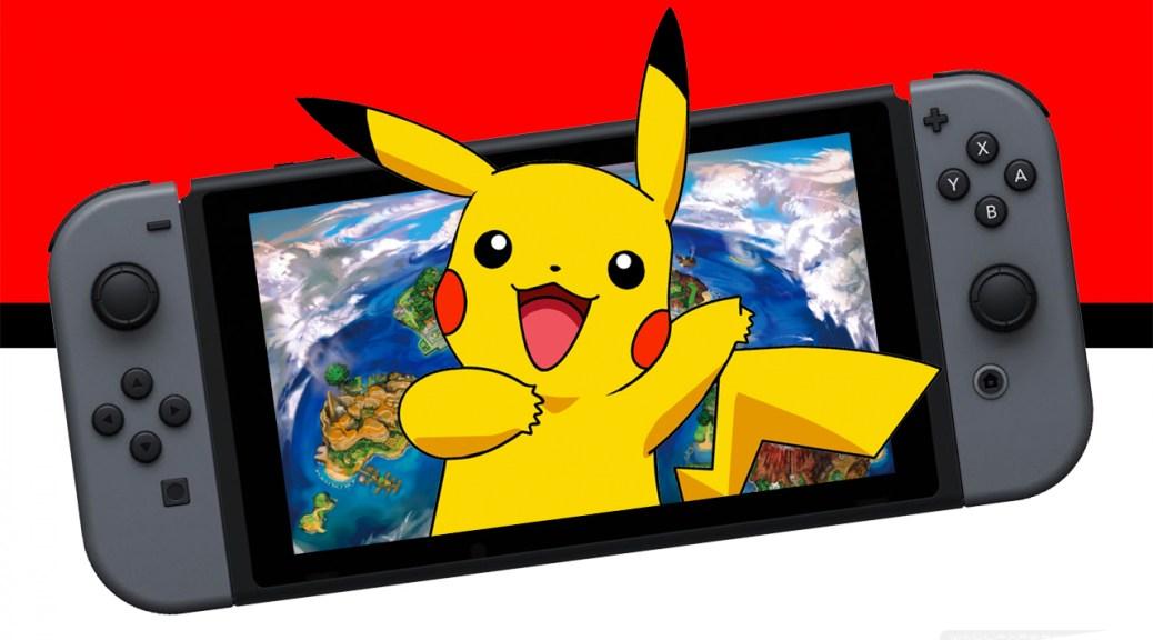 Emily Rogers diz que o anúncio de Pokemon para o Switch será feito ainda neste mês