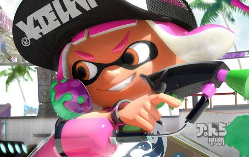 Nintendo está usando sistema anti-cheat em Splatoon 2