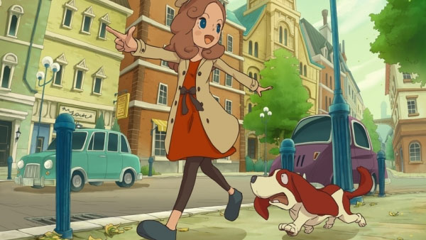Level-5 anuncia Layton's Mystery Journey: Katrielle and the Millionaires' Conspiracy DX para o Nintendo Switch