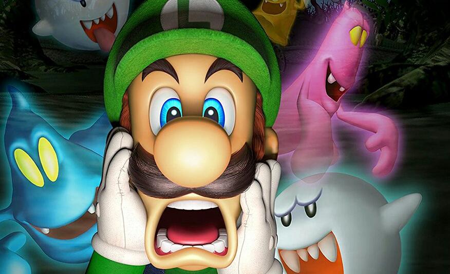 Remake de Luigi's Mansion para 3DS têm boxart e alguns detalhes revelados