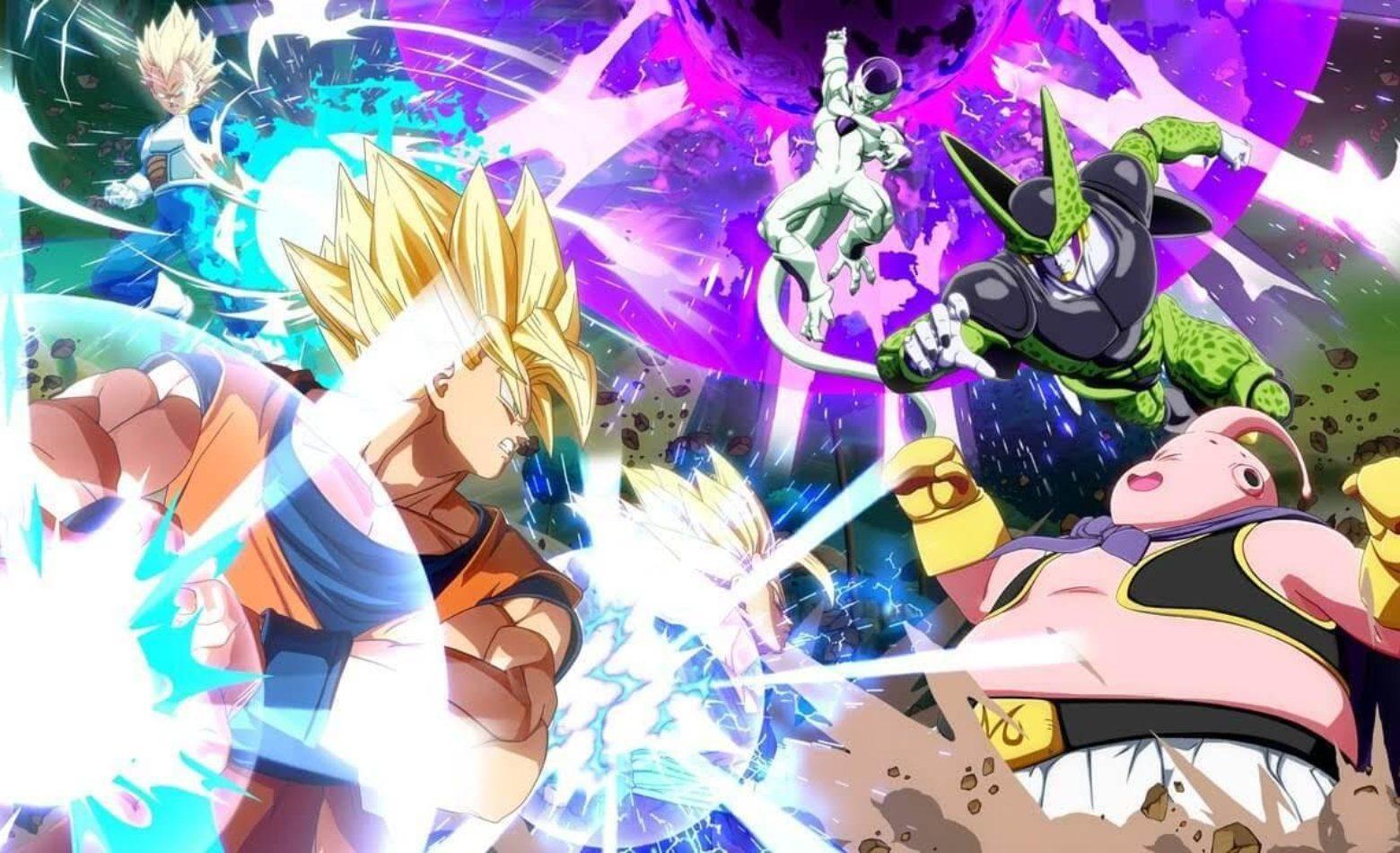 Bandai Namco anuncia Dragon Ball FighterZ para o Nintendo Switch