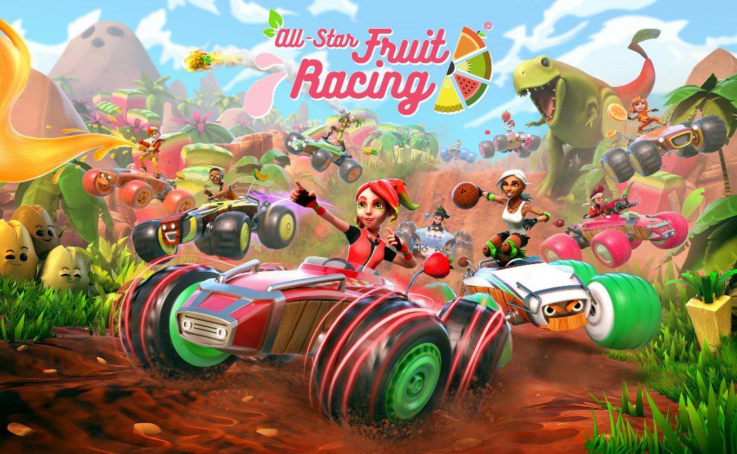 Versão para Switch de All-Star Fruit Racing ganha data de lançamento na Europa e América do Norte