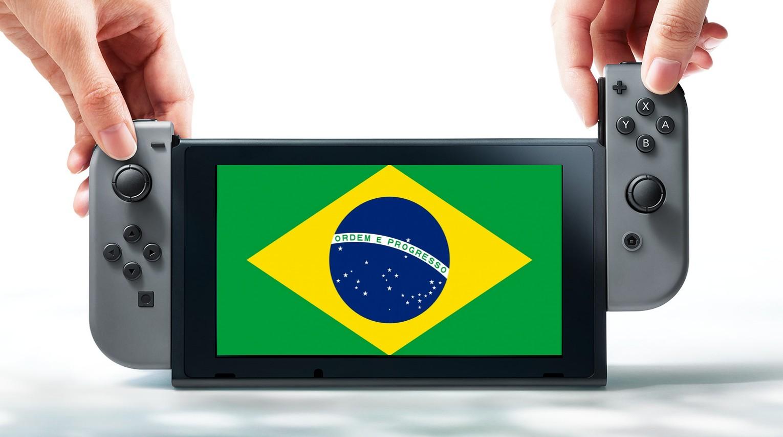 Loja Brasileira: Confira os 10 jogos de Switch mais baixados atualmente