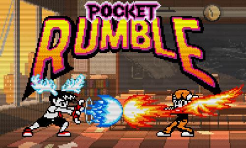 """Jogo de luta Pocket Rumble será lançado """"antes do fim de julho"""" no Nintendo Switch"""