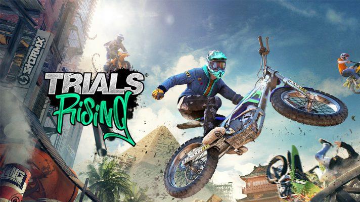 Promoção: Compre Trials Rising na eShop com desconto e economize até 60% na compra de outro jogo da Ubisoft