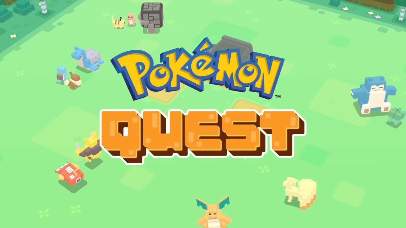 [Mobile] Pokémon Quest ultrapassa 10 milhões de downloads e gerou $ 9.5 milhões de dólares