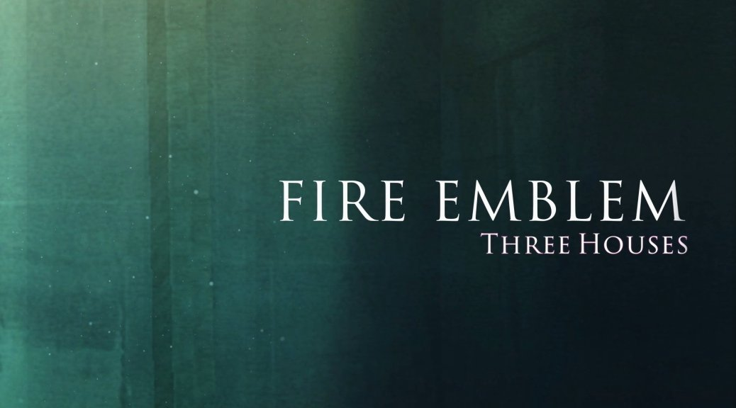 Fire Emblem: Three Houses é oficialmente revelado para o Switch