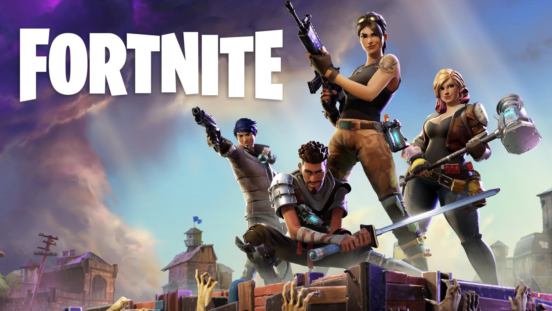 Fortnite é listado para o Nintendo Switch na Coréia do Sul