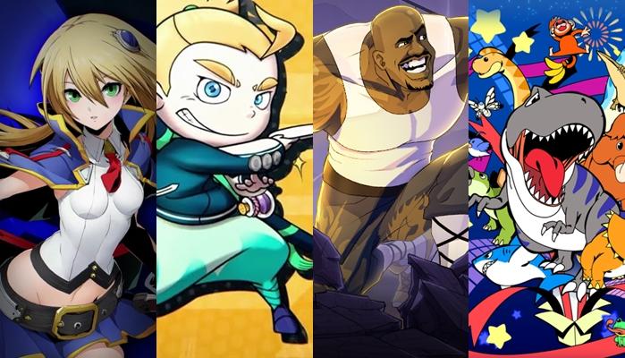 (Nintendo Switch/3DS) Jogos em formato físico entre os dias 04 e 08 de Junho