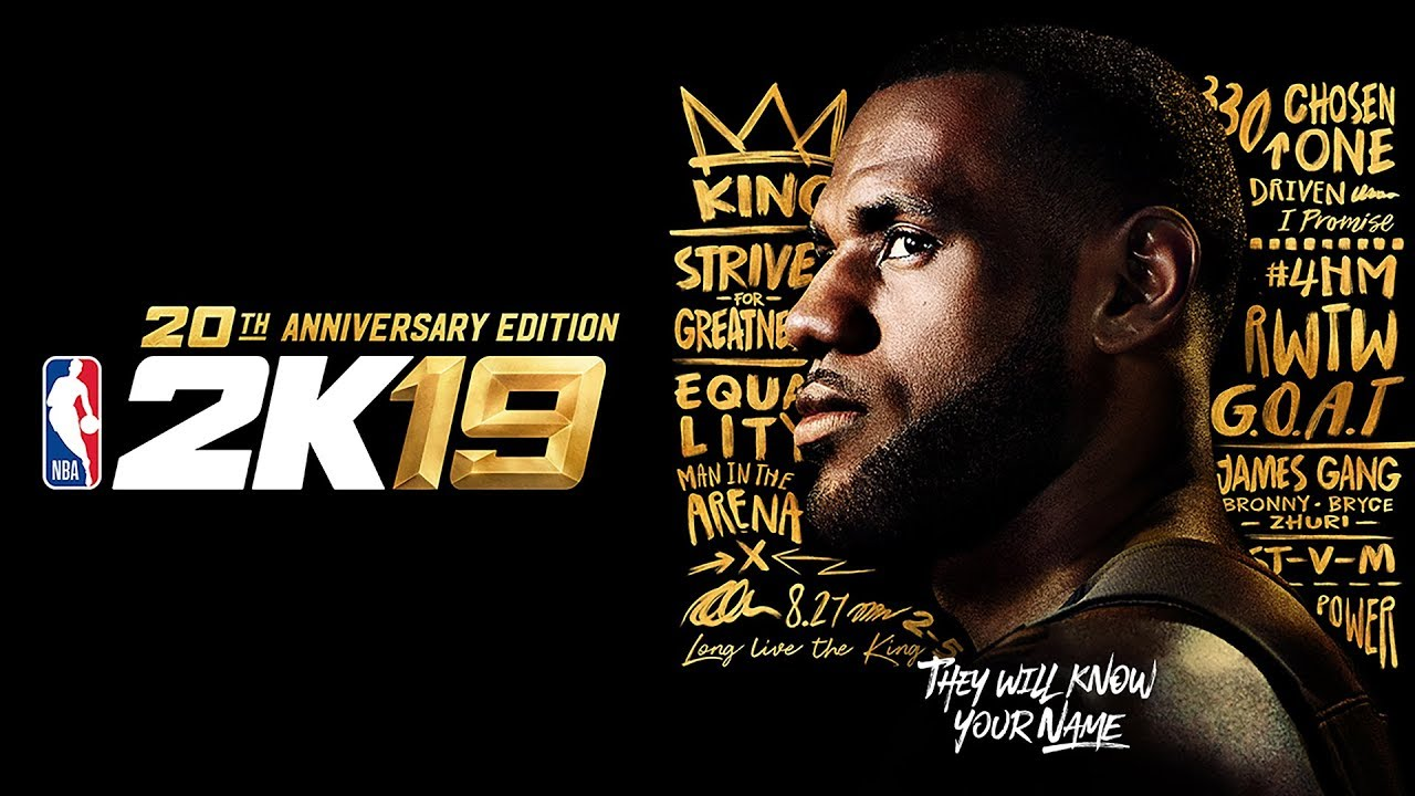 2K Games anuncia oficialmente NBA 2K19 para o Nintendo Switch; detalhes