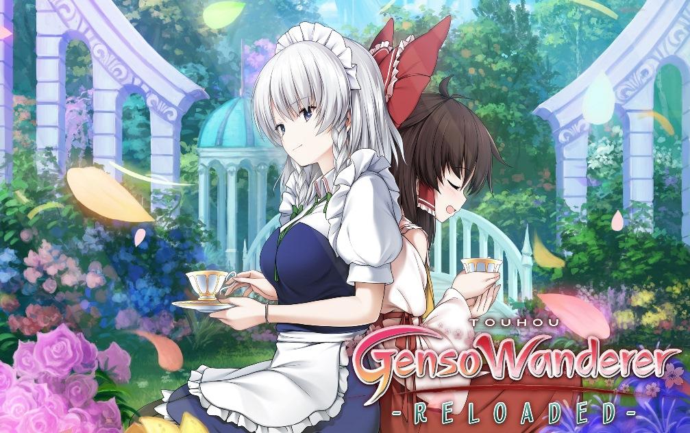 [Switch] Touhou Genso Wanderer: Reloaded recebe novo trailer focado nas personagens do jogo