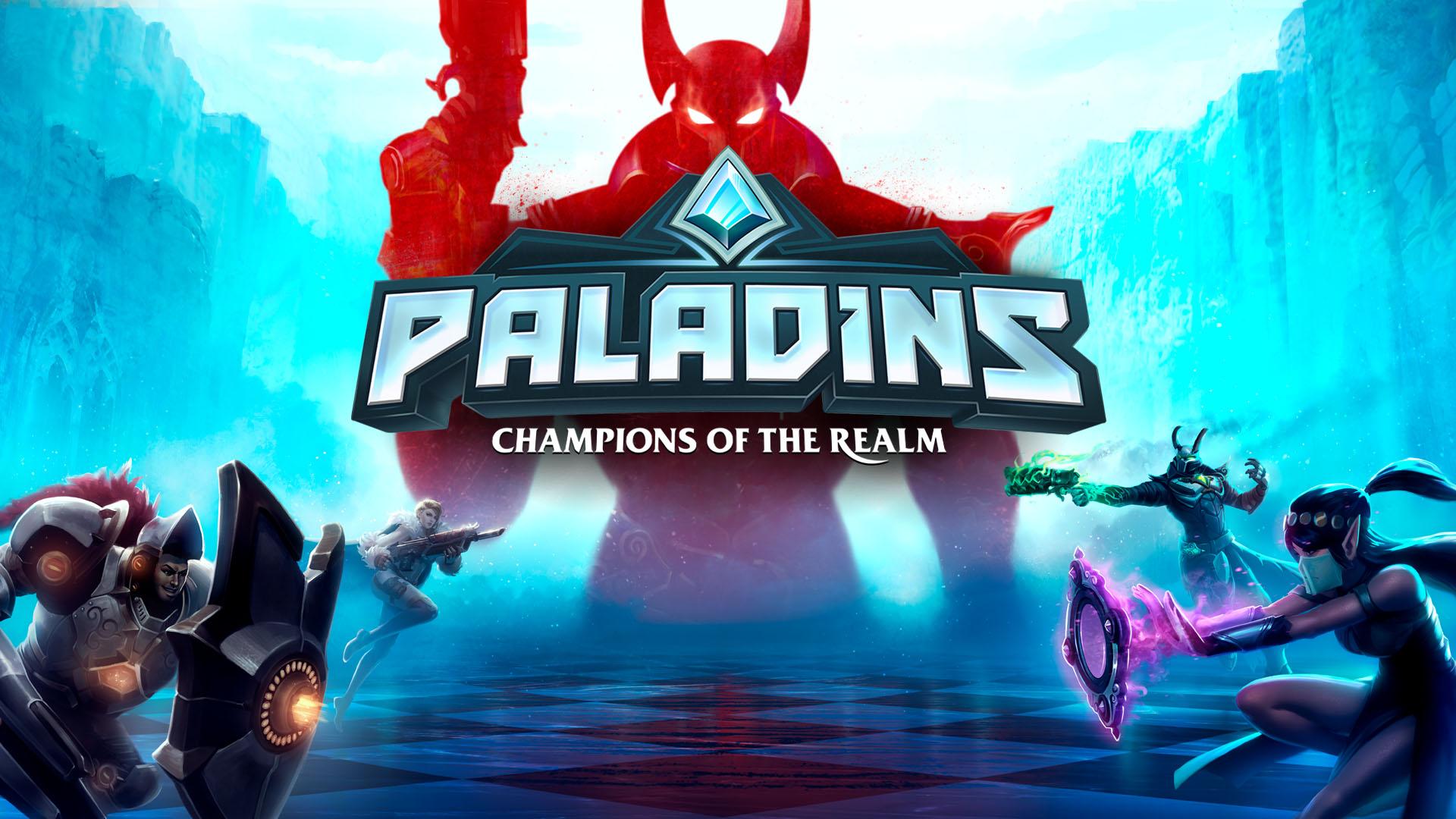 Versão free-to-play de Paladins já está disponível na eShop do Nintendo Switch