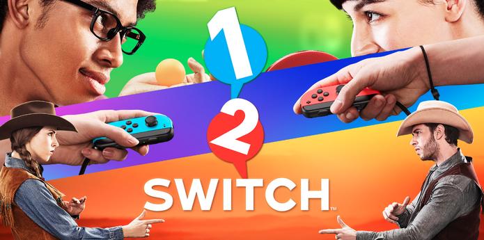 (Nintendo Switch) 1-2-Switch continua a vender bem