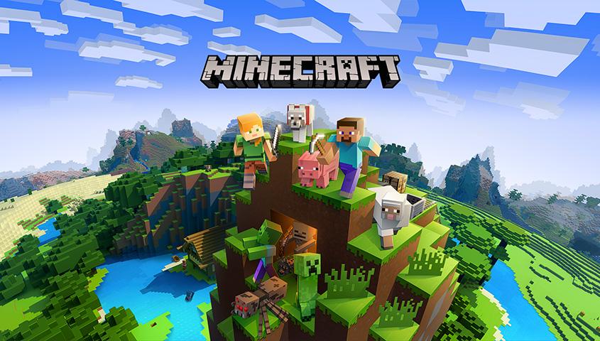 [Switch] Minecraft já ultrapassou a marca das 350 mil cópias físicas vendidas