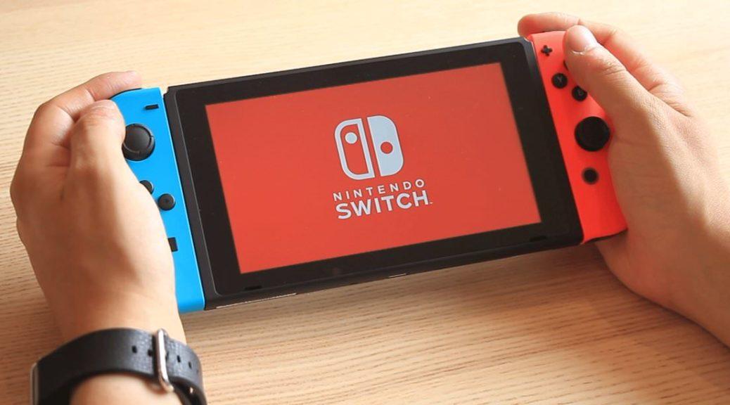 Nintendo ainda acredita que poderá vender 100 milhões de jogos e 20 milhões de consoles Switch neste ano fiscal