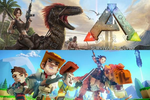 ARK: Survival Evolved e PixARK serão lançados fisicamente; preços e boxart dos jogos