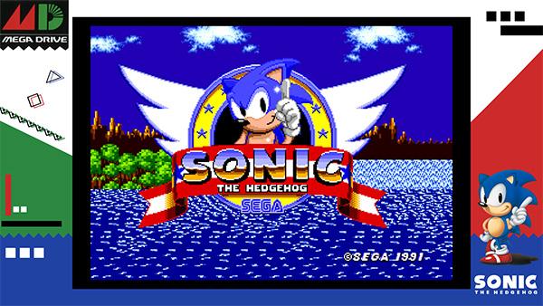 SEGA Ages - Sonic The Hedgehog e Thunder Force IV ganham