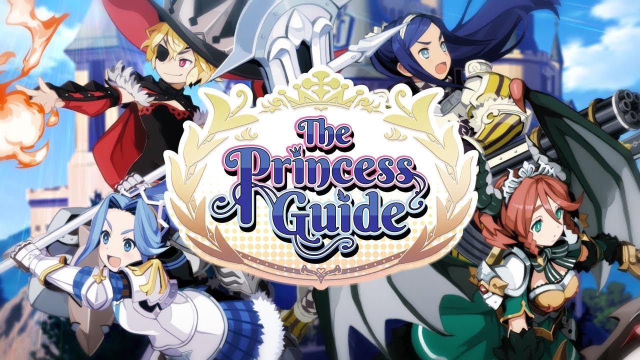 RPG de ação The Princess Guide recebe novo trailer