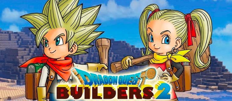 Square Enix fará transmissão no dia 29 de agosto; Novidades sobre Dragon Quest Builders 2