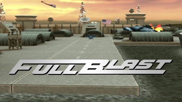 (Switch eShop) FullBlast será lançado no Nintendo Switch