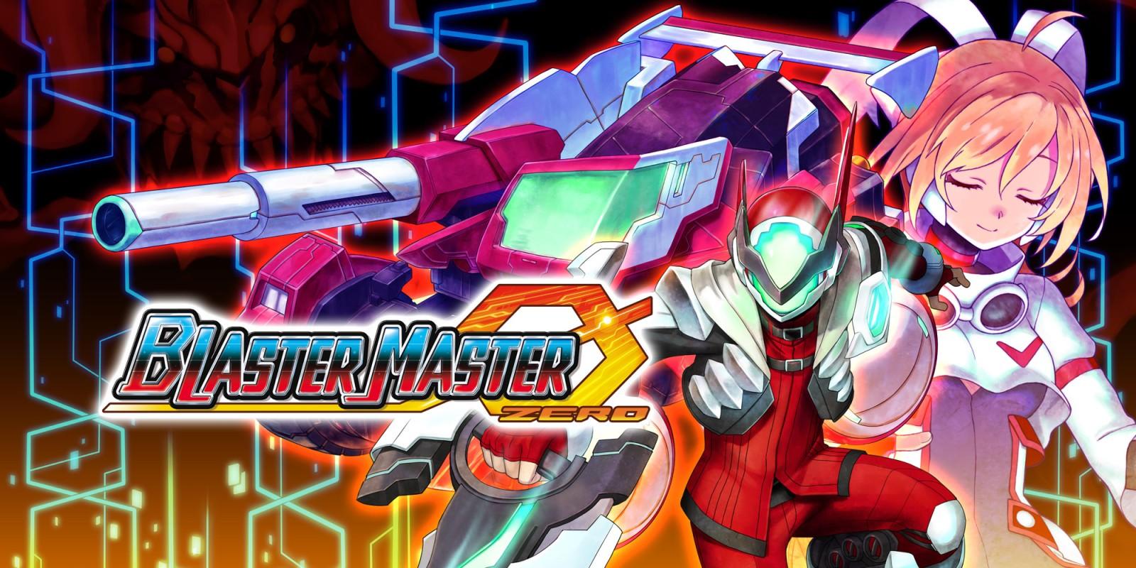 [Switch/3DS] Blaster Master Zero pode ganhar edição física pela Nicalis em breve