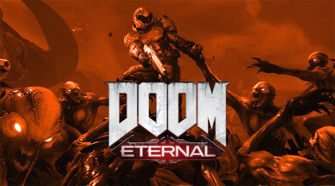 Desenvolvedores explicam por que DOOM Eternal não se chama DOOM 2