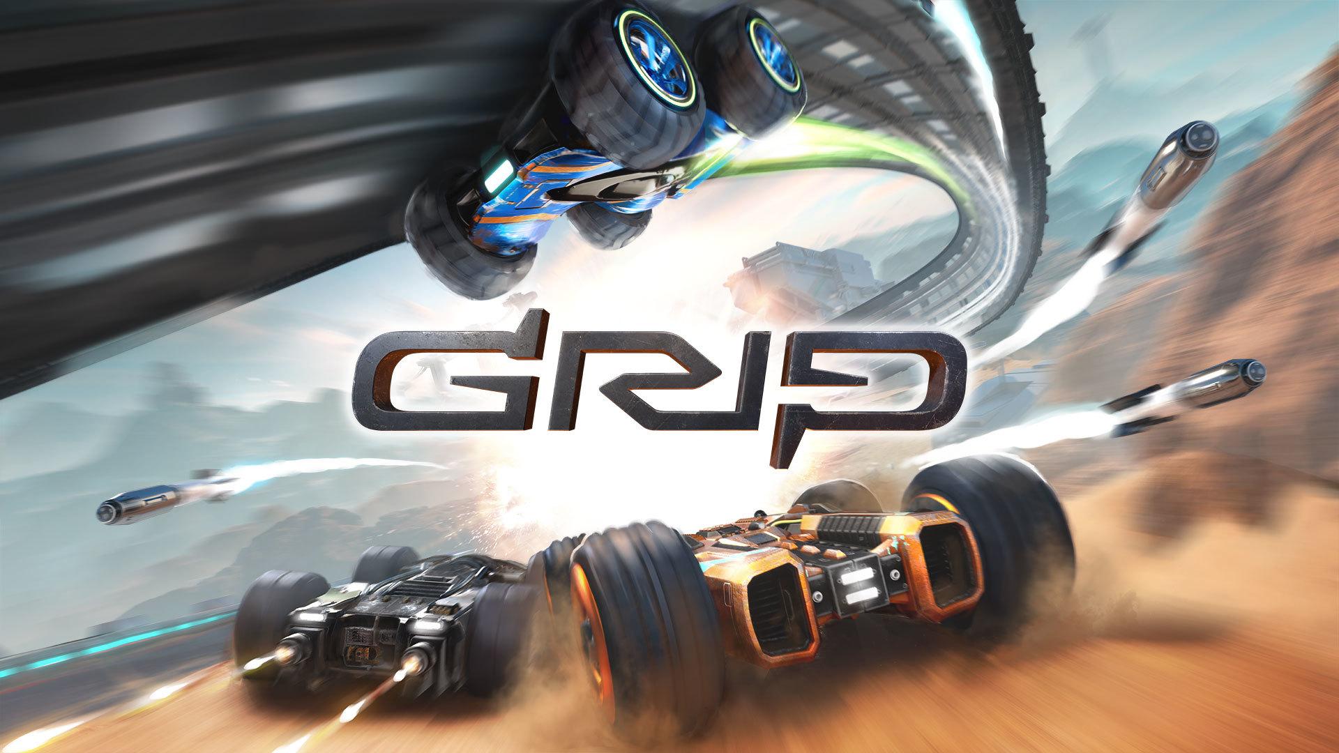 GRIP: Combat Racing chega em novembro no Nintendo Switch; Novo trailer