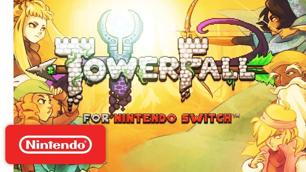 Dos mesmos criadores de Celeste, TowerFall está a caminho do Nintendo Switch